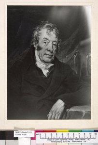 Charles White, medium