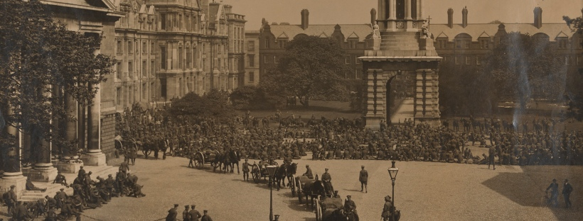 Between War and Revolution: Trinity College Dublin 1914-22
