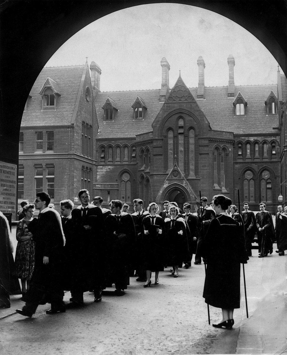 Contextualising the 'D.P. Controversy': UK student responses to European  migration after WWII – University Histories