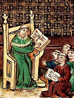 Medieval uni