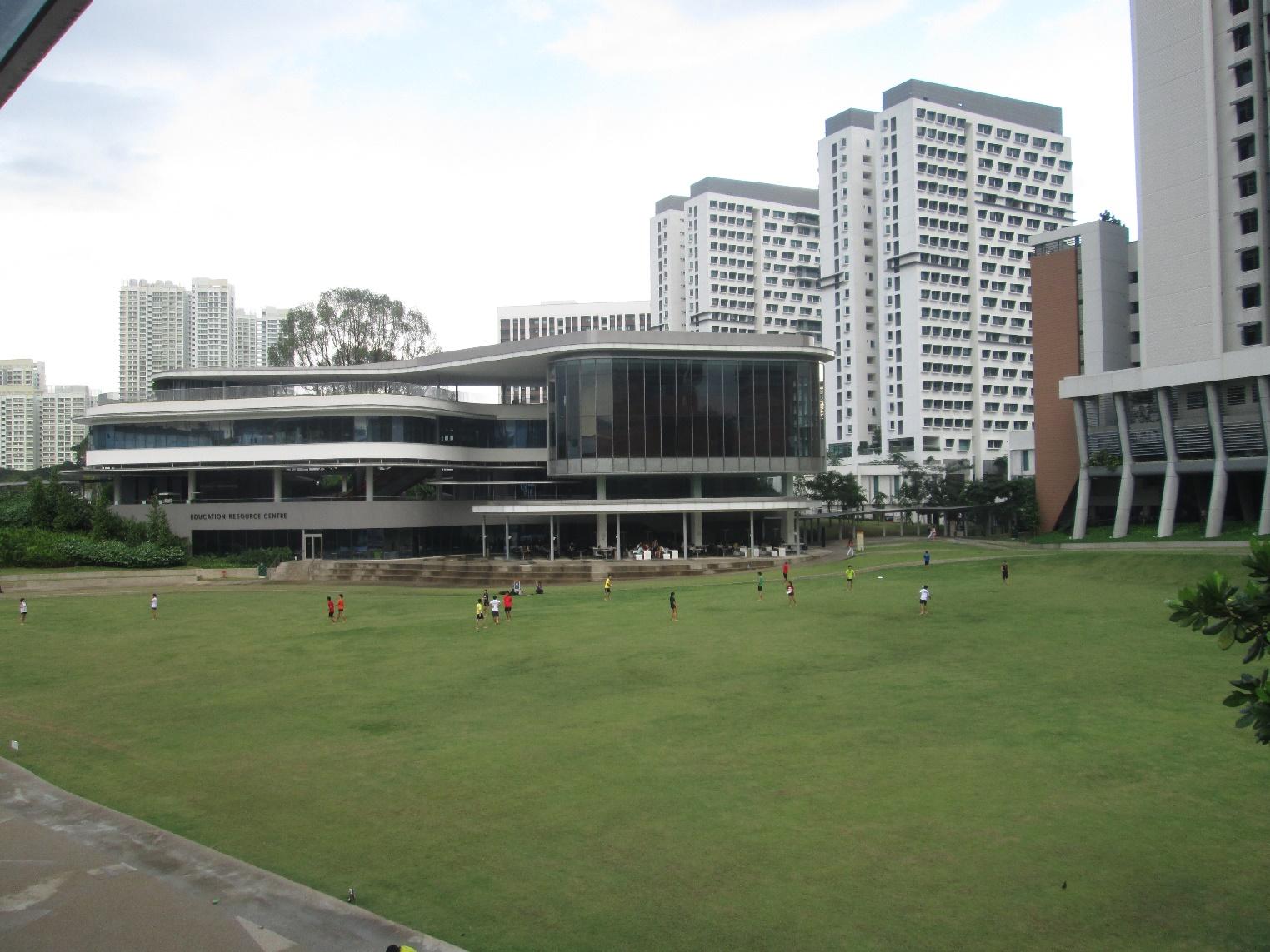 Main Quad Singapore