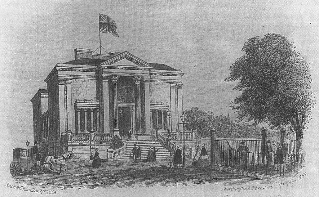 Avenham Institute