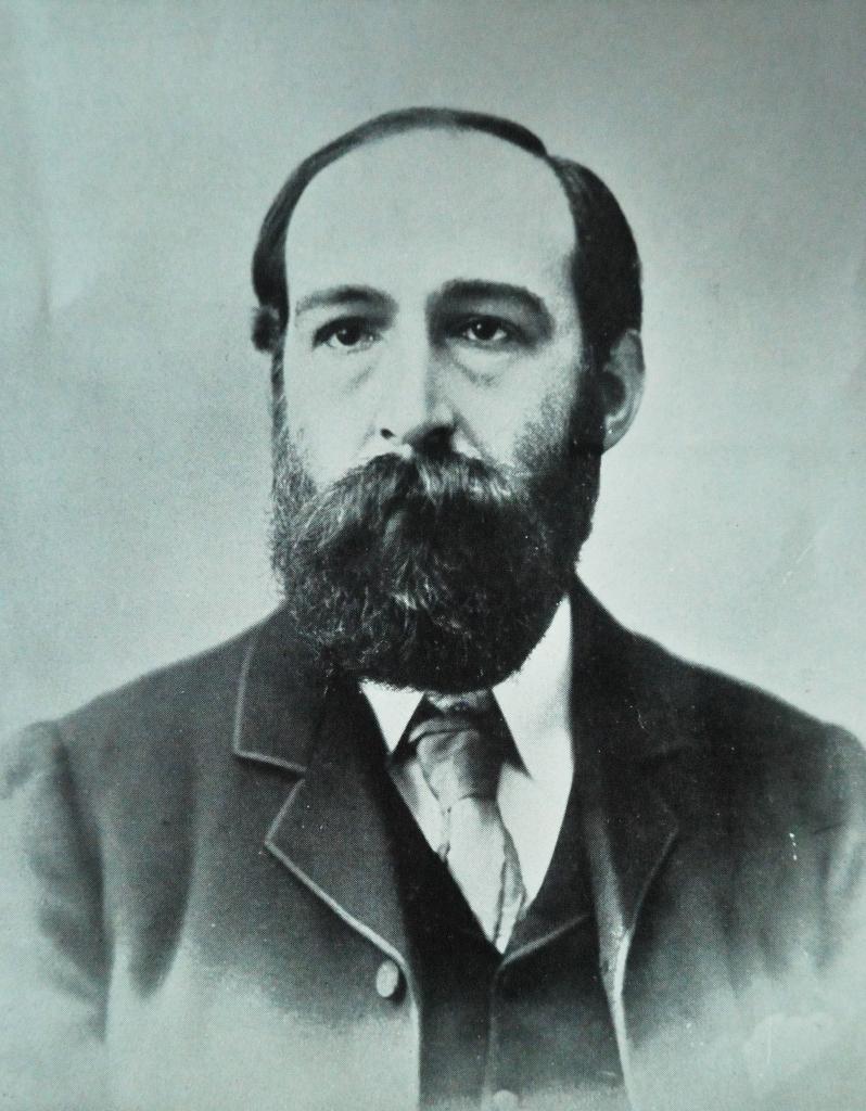 Photograph of Samuel Alexander